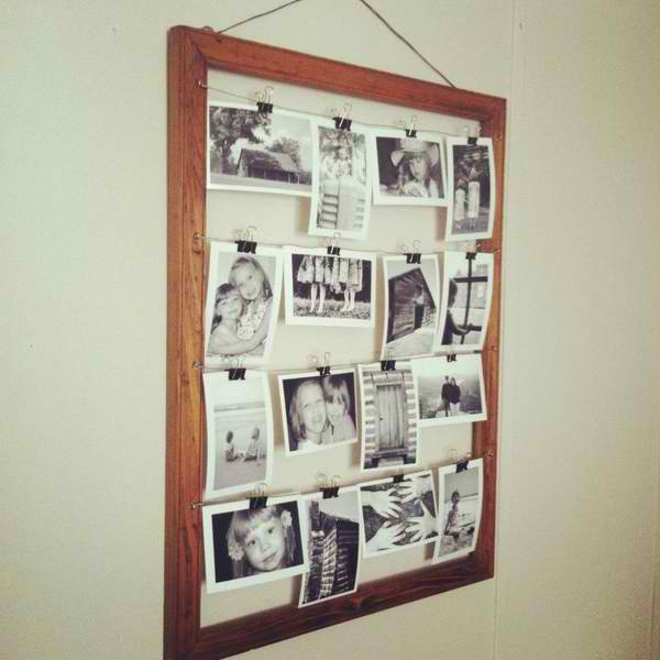 2 divas and a wife pinterest rustic photo frame