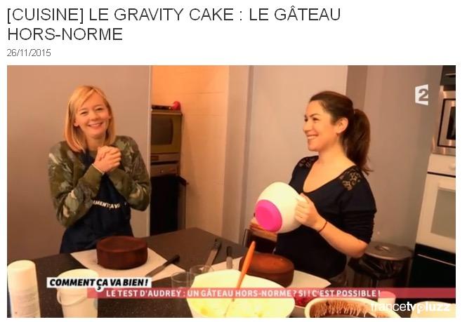 """L'Atelier dans Comment """"Ca Va Bien"""" su France 2"""
