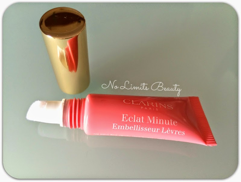Clarins Instant Light Natural Lip Perfector 01 Rose