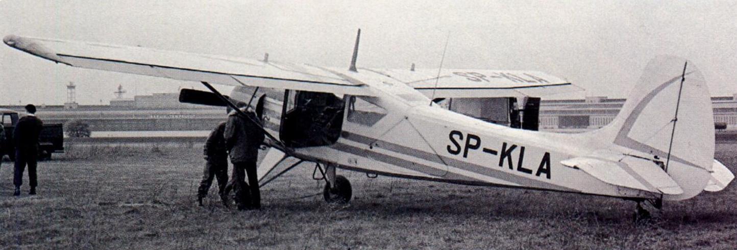 Польские Як-12А
