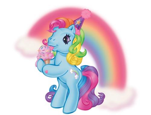 Imagenes de dibujos animados: Mi Pequeño Pony