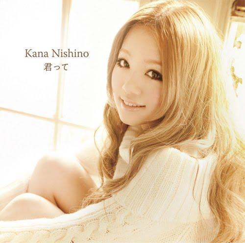 nouveau Hits à partir du 26 novembre : que des filles ! Kana%2BNishino%2B-%2BKimi%2Btte