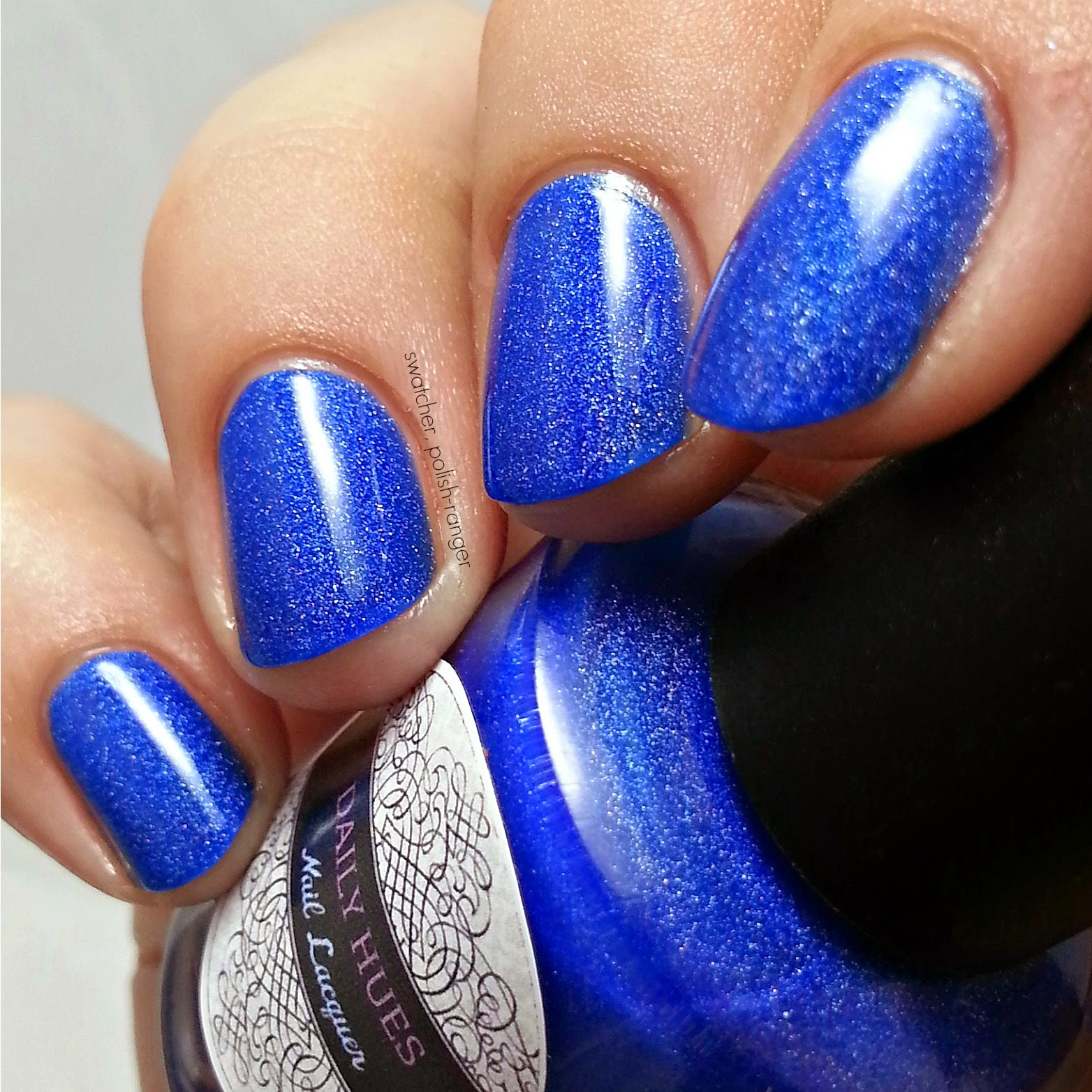 swatcher, polish-ranger | Daily Hues Nail Lacquer Selina swatch
