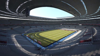 PES 2016 No Crowd Patch by Franklucio