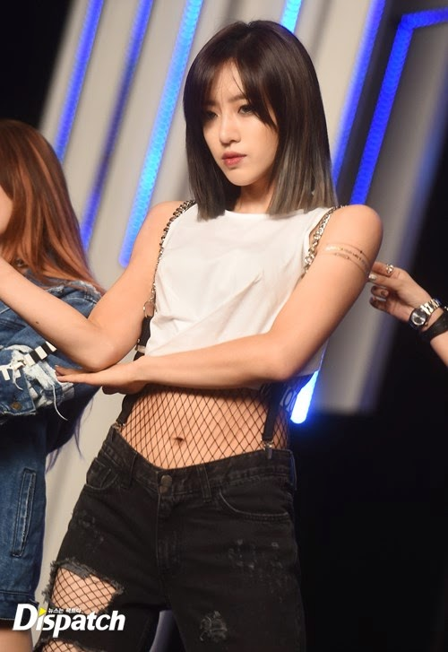 Check out T-ara's hot BTS pictures from their 'Sugar Free' MV ...