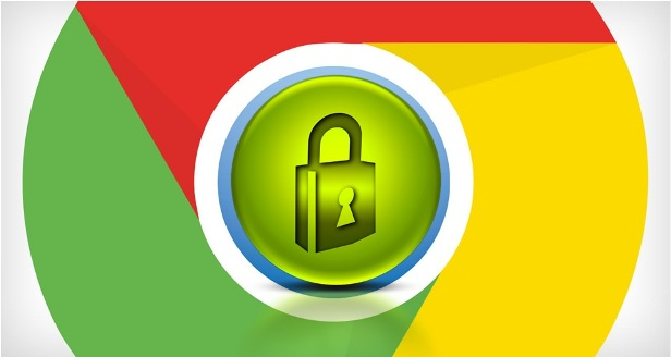 Google Chrome Security Logo: Intelligent Computing