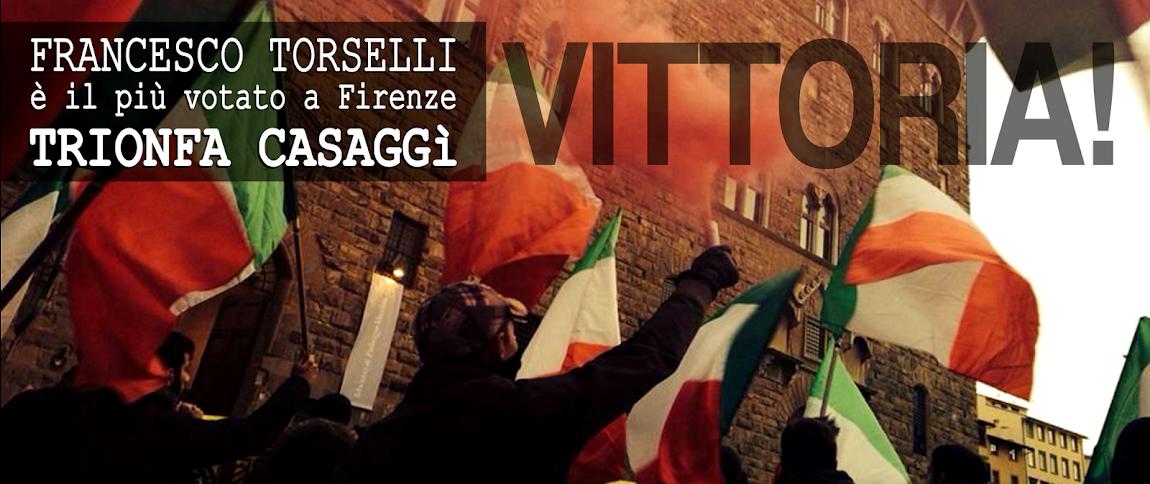 CASAGGì FIRENZE - CENTRO SOCIALE DI DESTRA