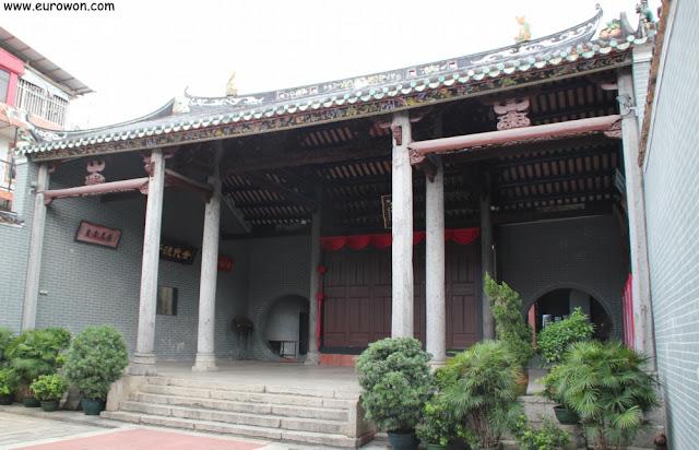 Memorial Tang de Hong Kong
