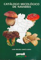 Catálogo Micológico de Navarra.2016