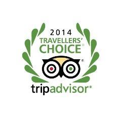 Dar Diamar Certificat d'excellence sur TripAdvisor