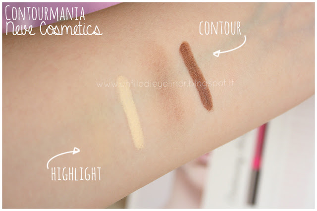 Contourmania - Neve Cosmetics: Preview