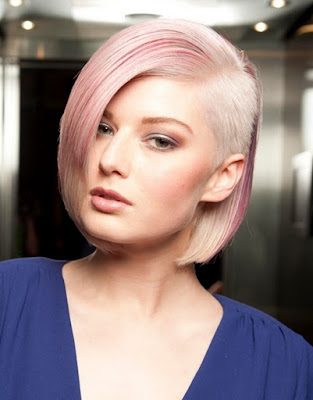 Messy Short Bob Cuts Hairstyles Trends
