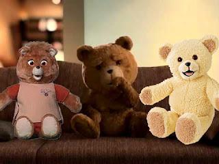 teddy ruxpin, ted movie, snuggle bear, 3 bears, living bear, stuffed animal