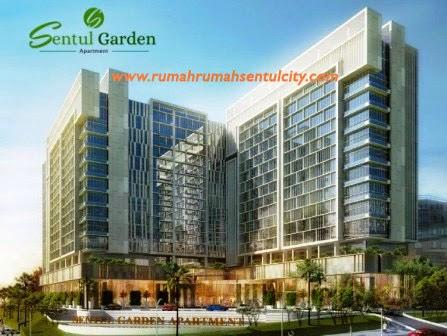 Sentul Garden Apartment Tahap 2
