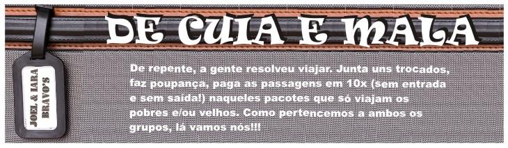 DE CUIA E MALA