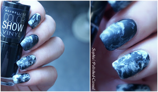 Smoke Nails with Pictorial