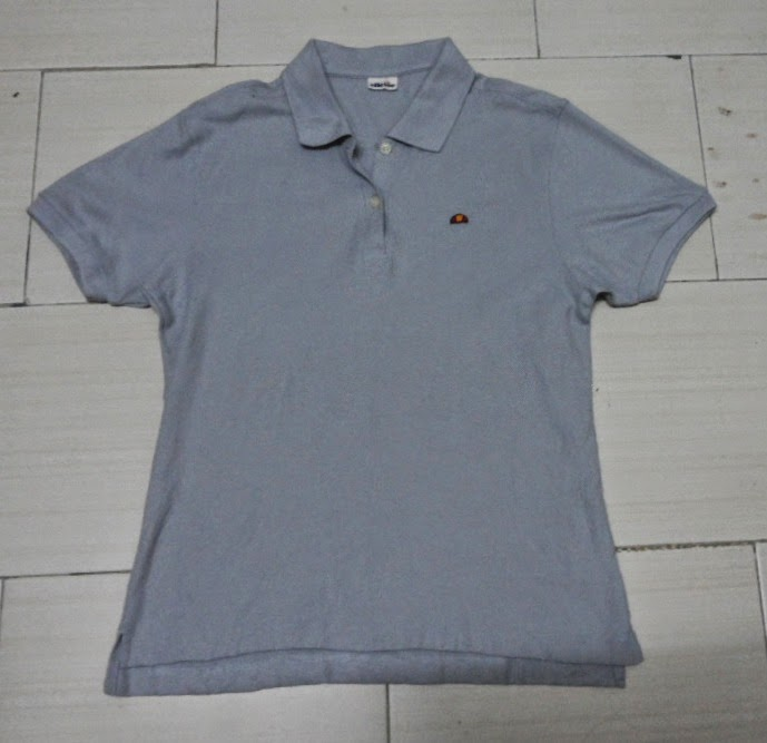 Clayback bush thrift store polo t shirt ellesse ladies for What stores sell polo shirts