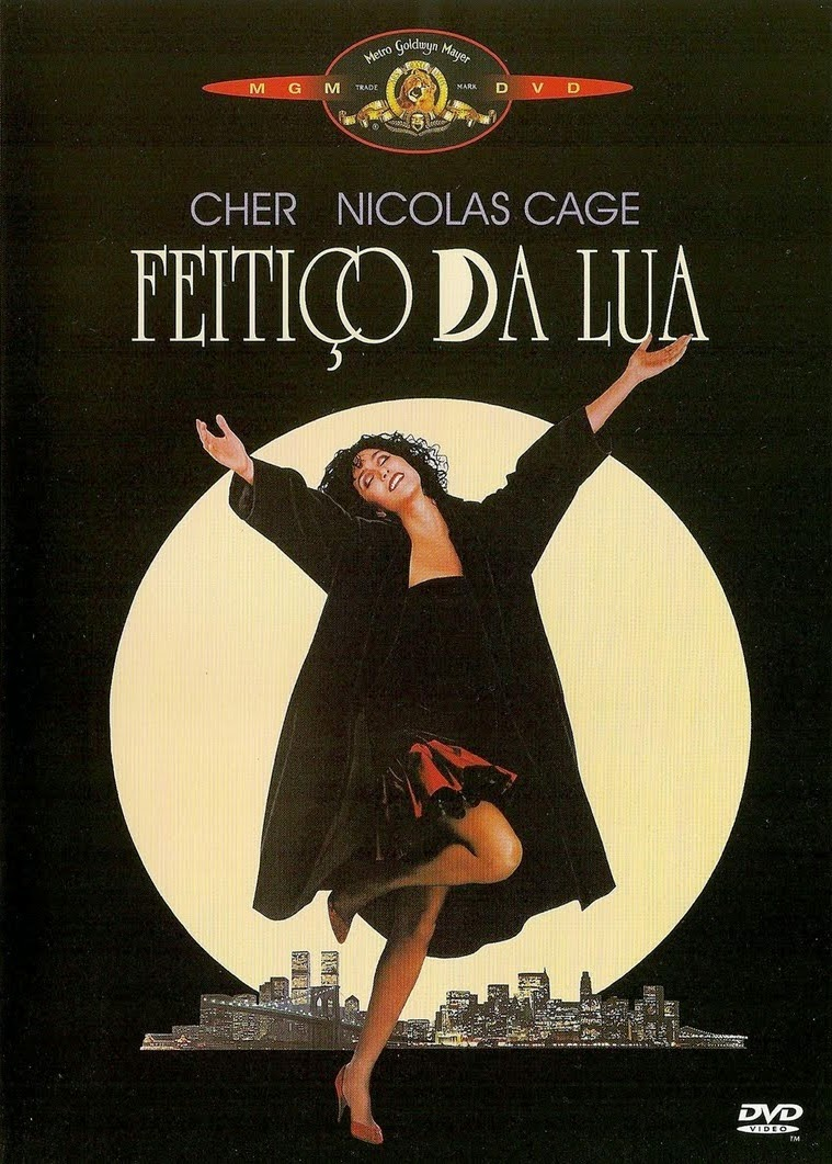 Feitiço da Lua – Dublado (1987)