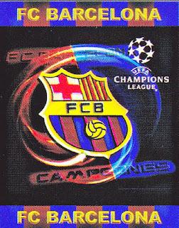 Selimut Cassamia Soft Panel FC Barcelona