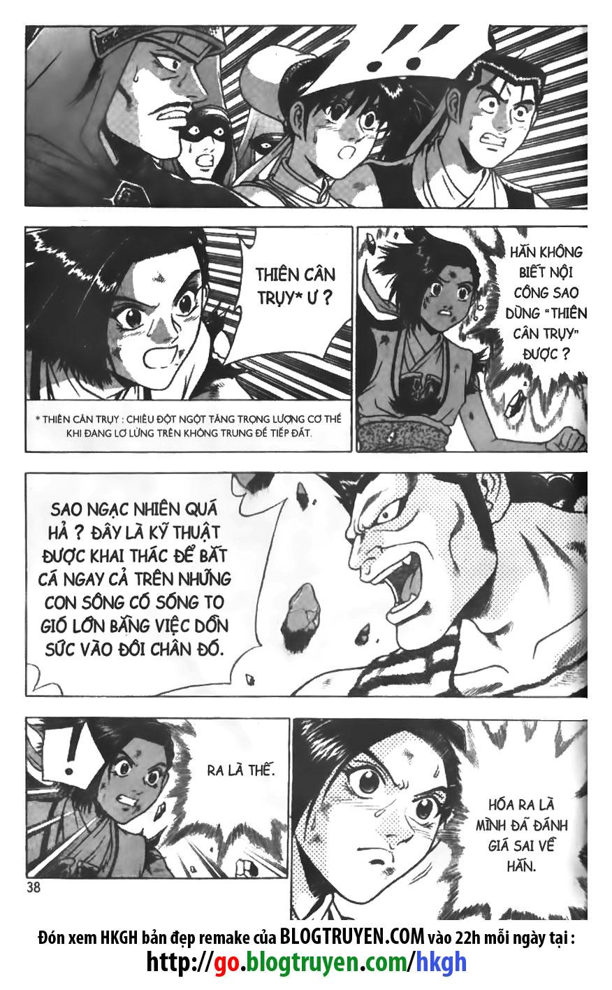 Hiệp Khách Giang Hồ chap 167 Trang 12 - Mangak.info