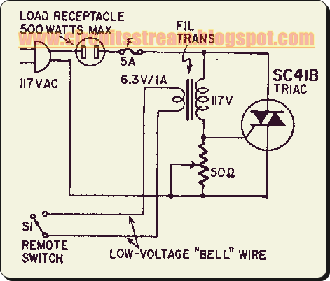 all about wiring diagram simple remote on off switch circuit diagram
