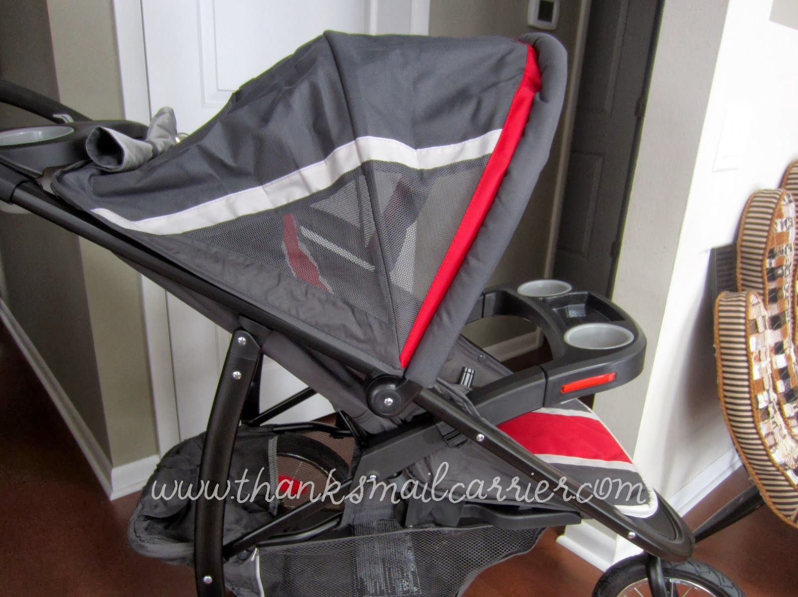 Graco stroller canopy
