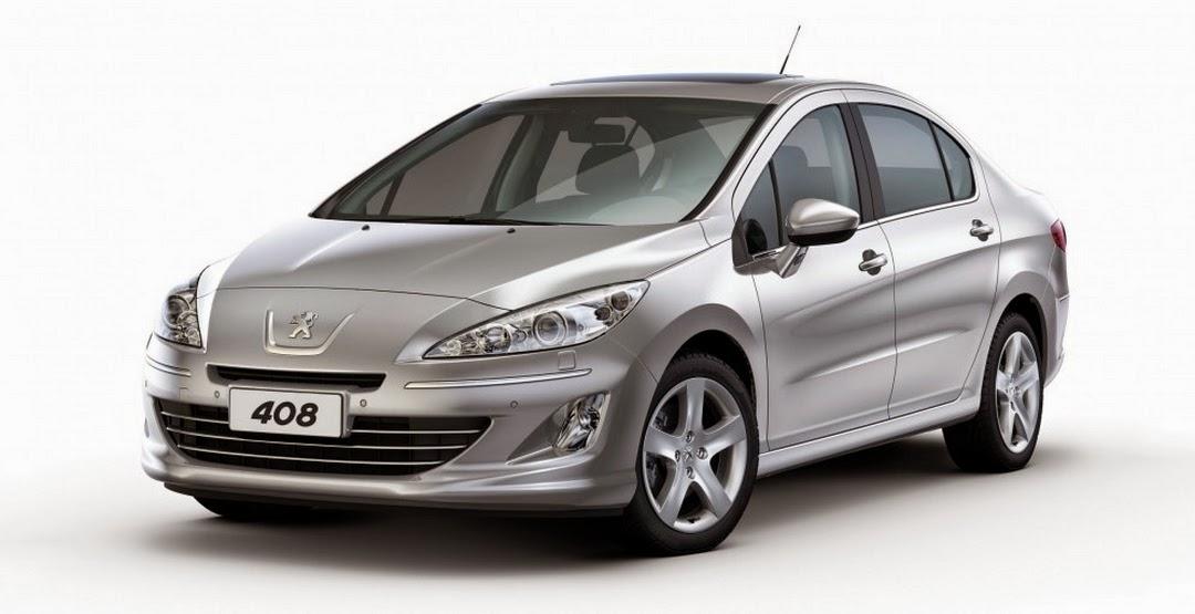цена Peugeot 408 в РФ