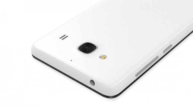 Xiaomi Redmi 2 Pro Fotos da traseira