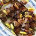 Lamb and Apricot Kebabs recipe