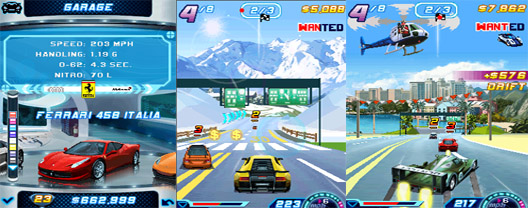 You like Asphalt 6? download this game in bellow link !