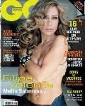 Filipa Valente (Sabrosa) na GQ de Agosto