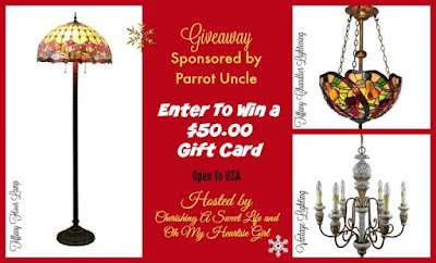 Parrot Uncle $50 Giftcard Giveaway
