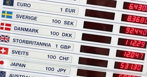 Best high street forex rates