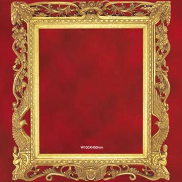 Gold Frame Borders