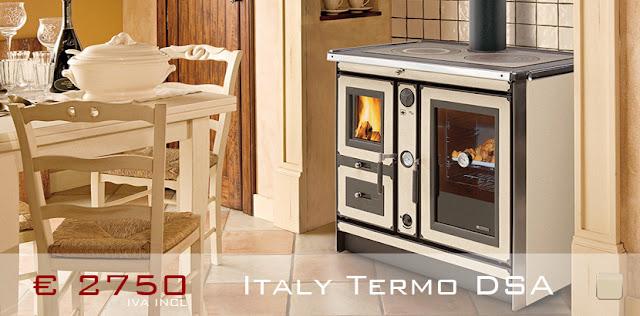 Ferramenta Rossi - Online Catalogue - Stufe - Cucine a Legna