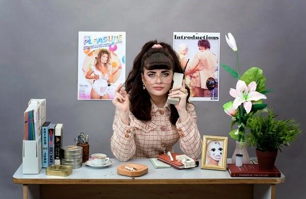 Juno Calypso. Joyce. Fotografía | Photography