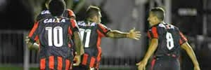Vitória 4 x 1 Bragantino: Leão vence e convence