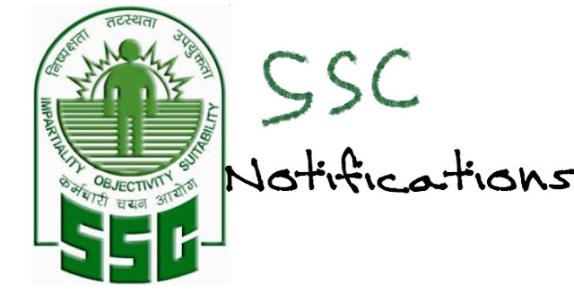 ssc notifications ssc.nic.in