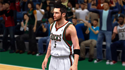NBA 2K13 JJ Redick Player Update