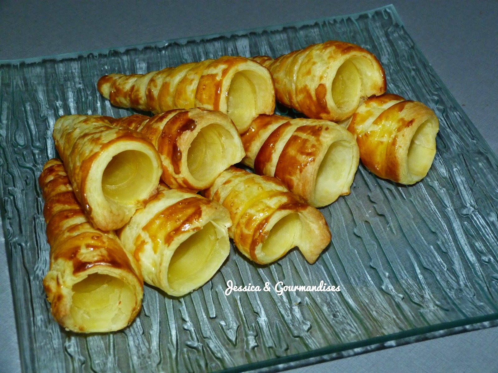 gourmandises cornets au fromage