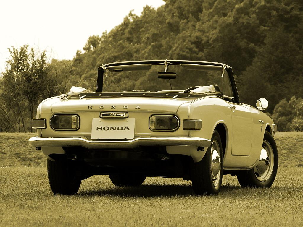 Honda S800, sports, stary japoński samochód, sportowy, klasyk, oldschool, roadster, 日本車, スポーツカー, クラシックカー, ホンダ