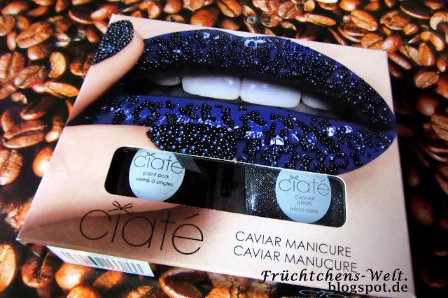 Gewinnspiel auf The Beauty of Oz - Ciaté Caviar Manicure