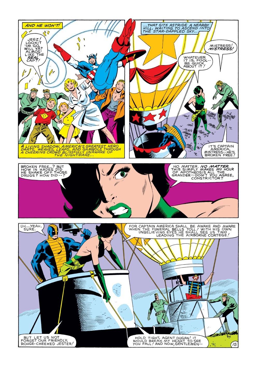 Captain America (1968) Issue #283 #199 - English 16