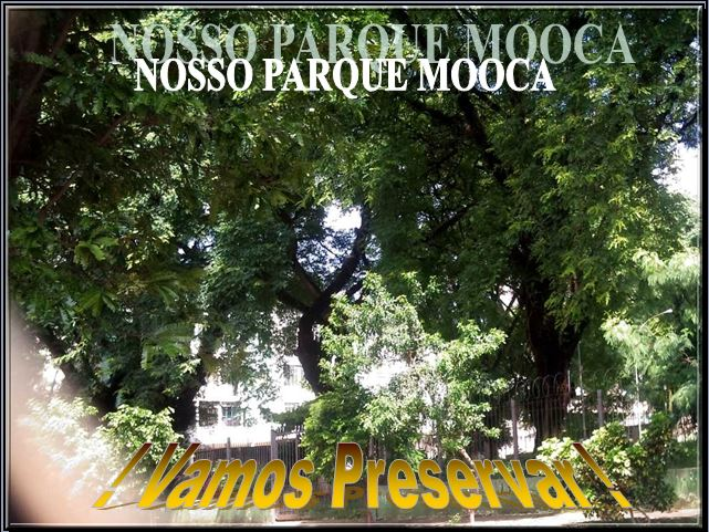 NOSSO PARQUE MOOCA