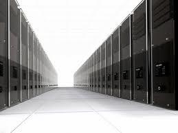 endless server room