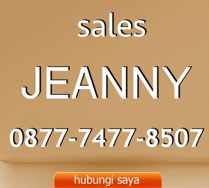 sales rumah cluster lotus parung panjang