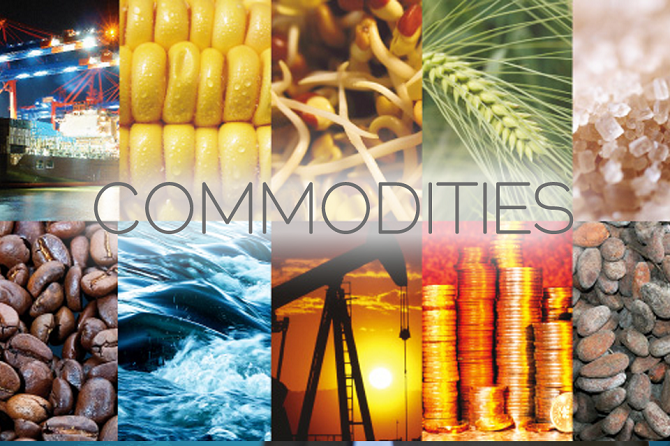 Brokers de commodities