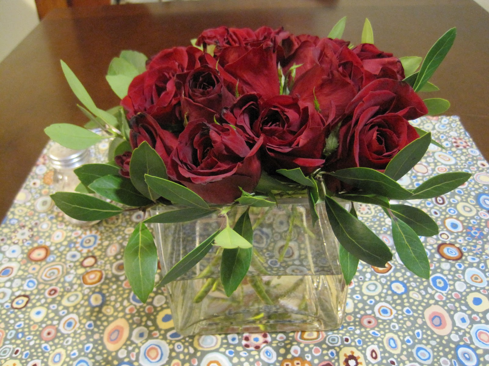 Local Color: Arranging Your Valentines Day Flowers