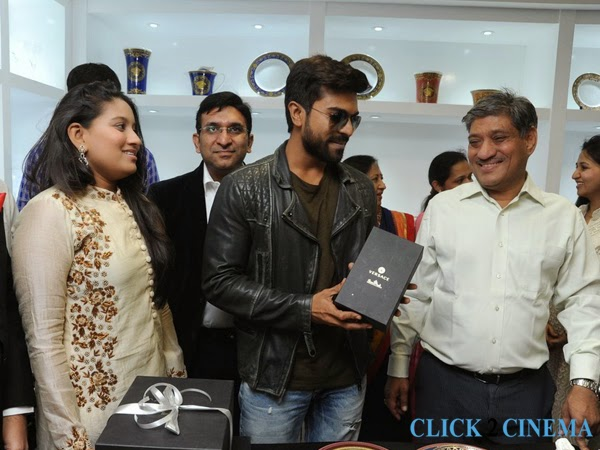 Ram Charan Tej Launches Karishma n Co Flagship Store Photo Gallery