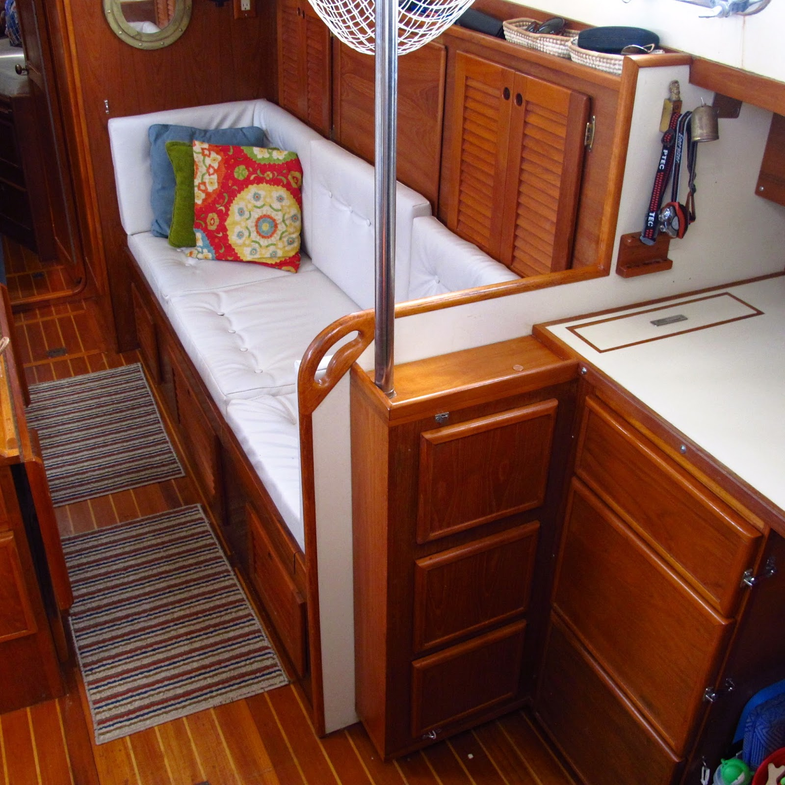 small sailboat interior design ideas windtraveler making a boat a